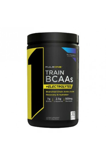 Rule 1 BCAAs Train 450 г Апельсин