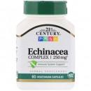 21st Century Echinacea 250 мг 60 капсул