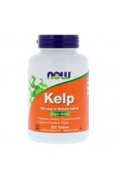 NOW Kelp 150 мкг 200 таблеток