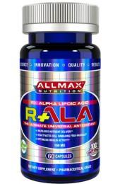 AllMax R+ALA 150 мг 60 капсул