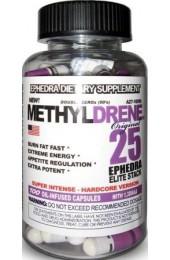 Cloma Pharma Methyldrene Elite White 100 капсул