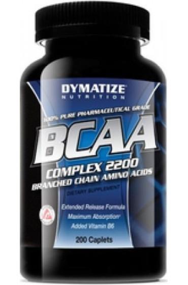 Dymatize BCAA Complex 2200 200 каплет