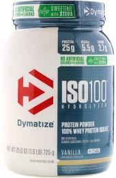 Dymatize ISO 100 725 гр