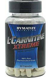 Dymatize L-Carnitine Extreme 60 капсул