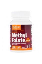 Jarrow Formulas Methyl Folate 400 мкг 60 вегетарианских капсул