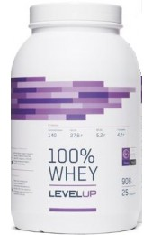 LevelUp 100% Whey 908 гр