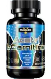 Maxler Acetyl L-Carnitine 100 таблеток