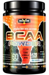 Maxler BCAA Powder (без вкуса) 420 г