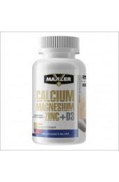 Maxler Calcium Zink Magnesium 90 таблеток