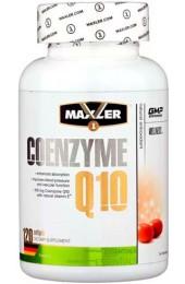Maxler Coenzyme Q10 120 гелевых капсул