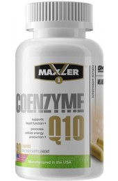 Maxler Coenzyme Q10 90 капсул