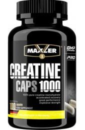 Maxler Creatine caps 100 капсул