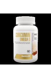 Maxler Curcumin Omega-3 60 гелевых капсул