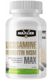 Maxler Glucosamine&Chondroitin MSM MAX 90 таблеток