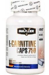 Maxler L-Carnitine caps 750 100 капсул