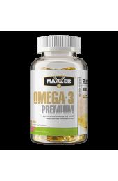 Maxler Omega-3 Premium 60 гелевых капсул