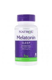 Natrol Melatonin 3 мг 120 таблеток