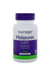 Natrol Melatonin 5 мг 60 таблеток