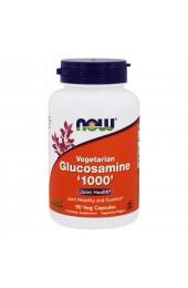NOW Vegetarian Glucosamine 90 капсул В НАЛИЧИИ
