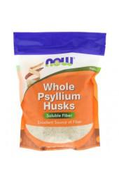 NOW Whole Psyllium Husks 454 г