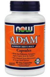 NOW Adam 90 капсул