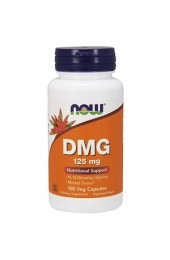 NOW DMG 125 мг 100 капсул В НАЛИЧИИ