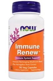 NOW Immune Renew 90 вегетарианских капсул