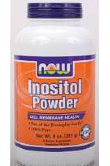 NOW Inositol Pure Powder 113 гр