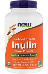 NOW Inulin pure powder 227 гр В НАЛИЧИИ