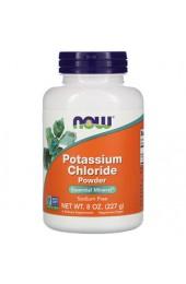 NOW Potassium Chloride 227 гр В НАЛИЧИИ