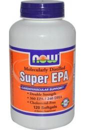 NOW Super Omega EPA 1200 мг 360/240 240 гелькапсул