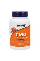 NOW TMG Betaine 1000 мг 100 таблеток В НАЛИЧИИ