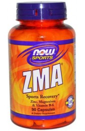 NOW ZMA 90 капсул