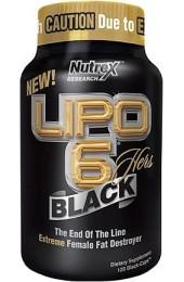 Nutrex Lipo-6 Black Hers Nutrex 120 капсул