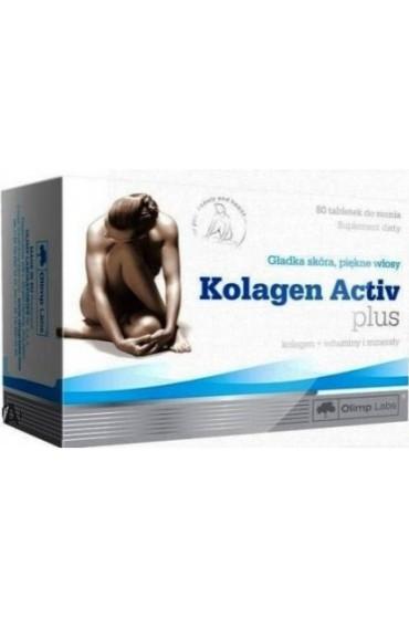 Olimp Kolagen Active Plus 80 таблеток