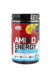 Optimum Amino Energy + Electrolytes 285 г Ананас
