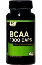 ON BCAA 1000 Caps 60 капсул