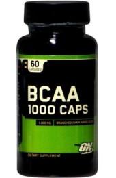 ON BCAA 1000 Caps 60 капсул