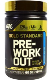 ON Gold Standard Pre-Workout 300 гр