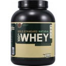 Optimum Gold Standard 100% Whey Naturally Flavored 2180 г Клубника