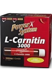 Power System L-Carnitine Liquid 3600 mg 1 ампула 25 мл
