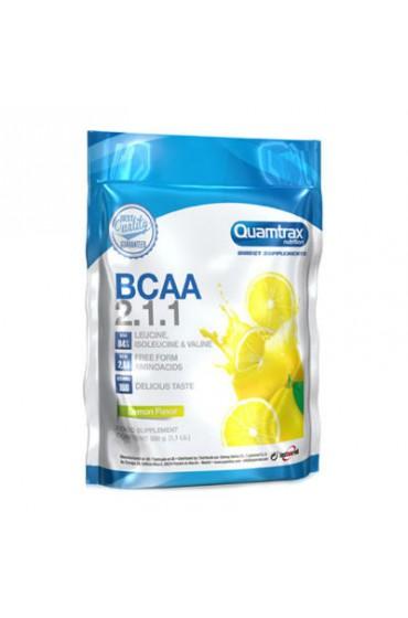 Quamtrax BCAA 500 г Лимон
