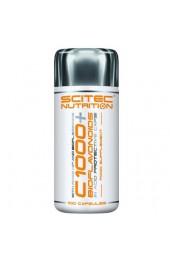 Scitec C-1000+Bioflavonoids 100 капсул