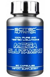 Scitec Nutrition Mega Glutamine 90 капсул
