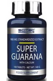 Scitec Nutrition Super Guarana 100 таблеток