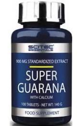 Scitec Super Guarana 100 таблеток