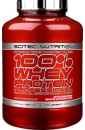 Scitec Nutrition Whey Protein Professional 2350 гр