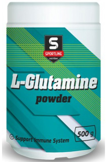 SportLine L-Glutamine Powder 500 гр