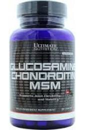 Ultimate Glucosamine-Chondroitin-MSM 90 таблеток