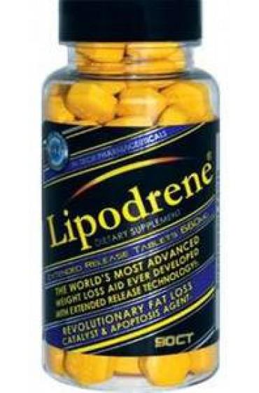 HTP Lipodrene E.F. 90 таблеток